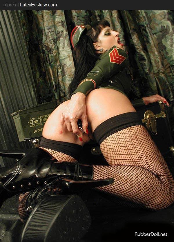 Goth Latex Porn 79